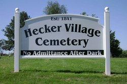 Hecker City Cemetery