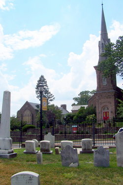 Abington Presbyterian Church Cemetery
