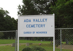 Ada Valley Cemetery