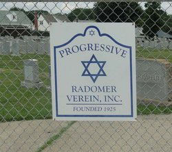 Progressive Radomer Verein Lodge Cemetery
