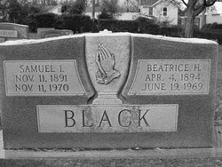 Beatrice <i>Huffman</i> Black