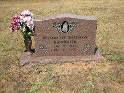 Barbara Lee <i>Rasberry</i> Rainwater
