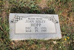 Joan <i>Sisley</i> Hopp