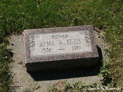 Alma Augusta <i>Schofield</i> Ellis