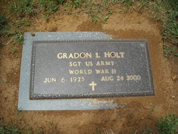 Gradon Leon Holt