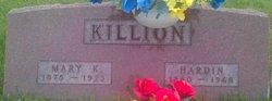 Mary Katherine <i>Ortgessen</i> Killion