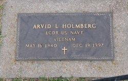 Arvid Le Roy Holmberg