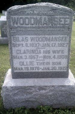 Silas Woodmansee
