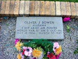 Oliver J. Bowen