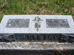 Sisa Catherine <i>Robinson</i> Appleton