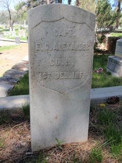Ezekiel C Alexander