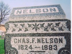 Charles F Nelson