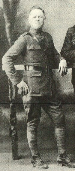 Rev Claude Edgar Ireland