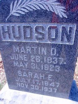 Martin David Hudson