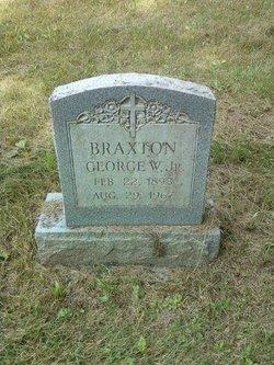 George W. Braxton, Jr