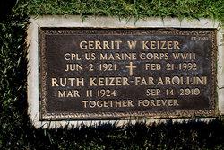 Gerrit William Keizer