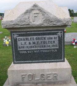 Charles Orien Folger