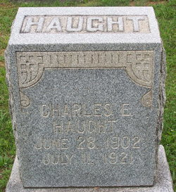 Charles Ernest Haught
