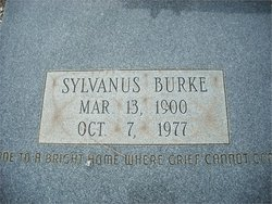 Sylvanus Burke