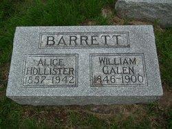 William Galen Barrett