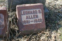 Leonard R. Allen