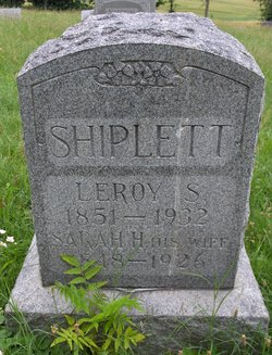 Leroy Swanster Shiplett