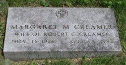 Margaret McDonnell <i>Schaaf</i> Creamer