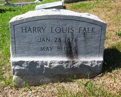 Harry Louis Falk