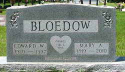 Mary Adeline <i>Looker</i> Bloedow