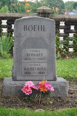 Wilhelmina Minnie <i>Kettler</i> Boehl