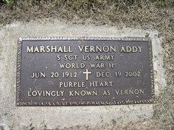 Marshall Vernon Addy, Jr