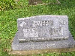 Sarah A. <i>McKinley</i> Avery