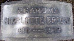 Charlotte <i>Pollard</i> Breese