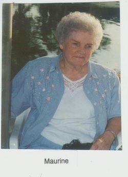 Wilma Maurine <i>McDonald</i> Greenhill