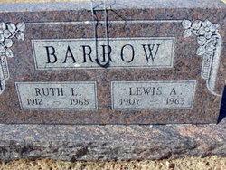 Ruth L. <i>Mitchel</i> Barrow