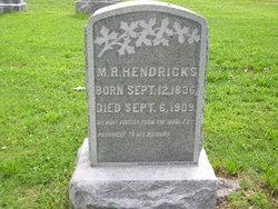 Martin Roland Hendricks