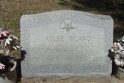 Atlee Bland