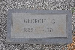 Georgie Penninnah <i>Griffin</i> Lee