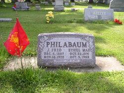 Jacob Frederick Fred Philabaum