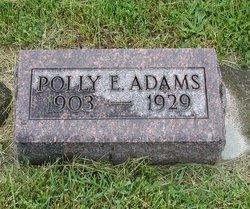 Polly Emmagenia <i>Schaeffer</i> Adams