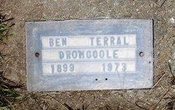 Ben Terrel Droomgoole