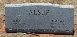 Elbert Wilson Alsup
