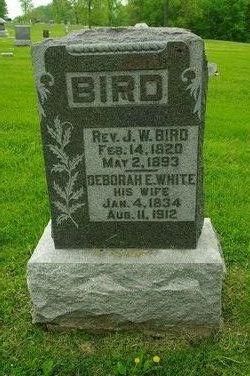Rev James Washington Bird