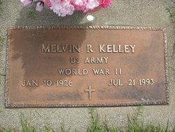 Melvin R Kelley