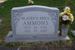 Beatrice <i>Price</i> Ammons