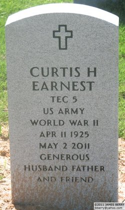 Curtis Howard Mr. Curtis Earnest