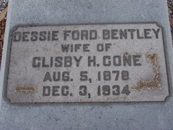 Denise Ford <i>Bentley</i> Cone