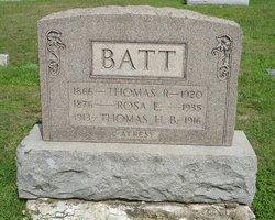 Rosa Ellen <i>Hill</i> Batt