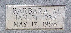 Barbara Elaine <i>Mangum</i> Hargett