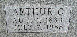 Arthur C Albrecht